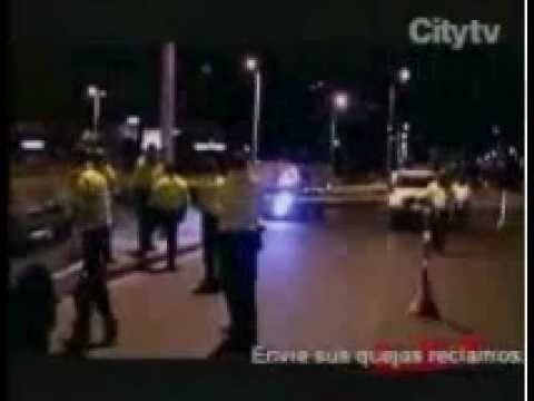 C.T.Y Acción contra el Crimen. Especial Conductores Borrachos - City T.V.