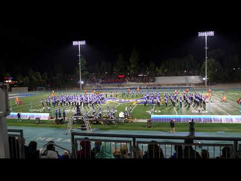 Rancho Bernardo High School at Mira Mesa 2017 - FIeld Show