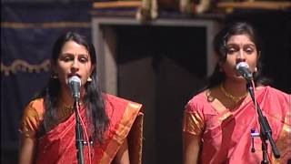 Krishna Enabarade I Purandara dasara Kriti I Chilakunda Sisters