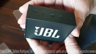 JBL Go | Wireless Bluetooth Speaker Unboxing
