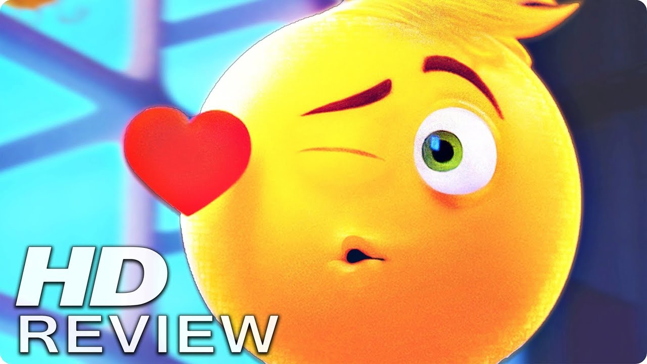 Emoji Der Film Kritik Review 2017 Youtube
