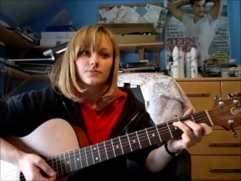 How to play Speak Now (Taylor Swift) easy guitar lesson