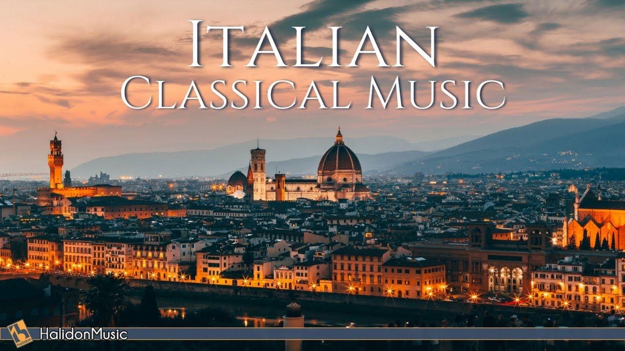Italian Classical Music: Vivaldi, Verdi, Puccini...