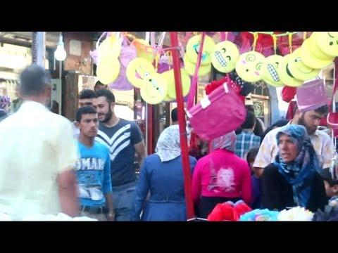 أخبار حصرية | بالرغم من سوء وضعهم المادي السوريون يستعدون لـ #عيد_الفطر  - نشر قبل 4 ساعة