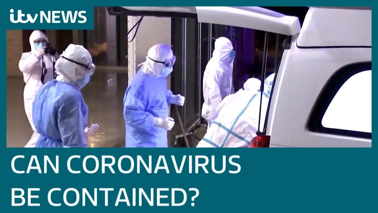 Doctors In China At Breaking Point Over Coronavirus Itv News Youtube