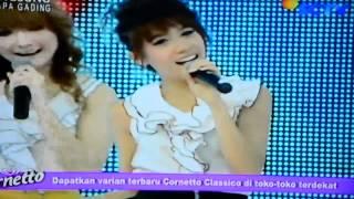 CherryBelle - Best Friend Forever (CherryBelle 1st Birthday Special Live @  Kelapa Gading Jakarta)