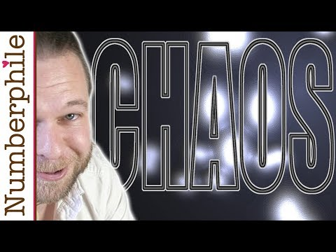 Chaos Game - Numberphile