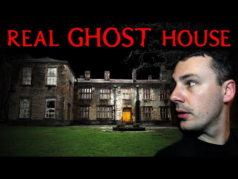 We Explore A Creepy HAUNTED House With REAL Paranormal Activity | Bolling Hall UK