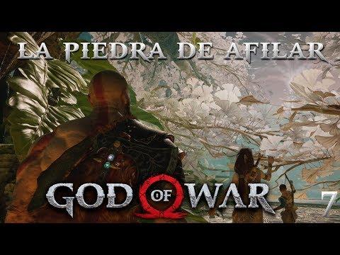 GOD OF WAR | La piedra de afilar - Episodio 7