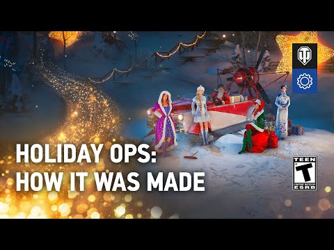 Developer Diaries: Holiday Ops 2020 [World Of Tanks]
