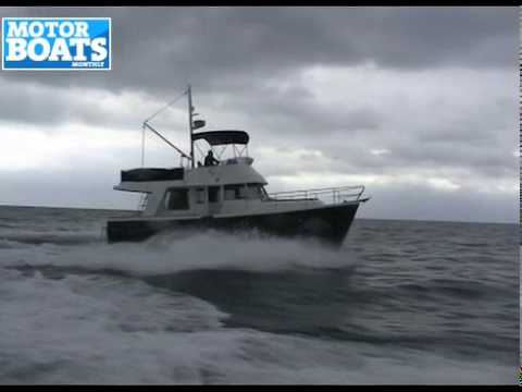 Motor boats monthly beneteau swift trawler 34 youtube for Small boat motors cheap