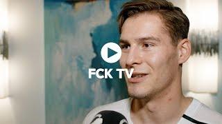 Robert Mudražija ny FCK'er: Se det første interview!