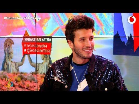 Sebastián Yatra nos habla de su primer amor #SebastiánYatraEnyu
