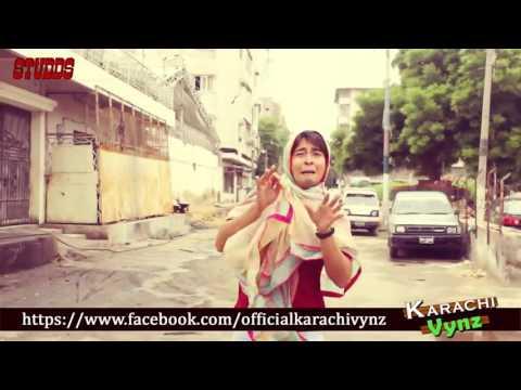 Road Crossing ( Men vs Women ) By Karachi Vynz Official
