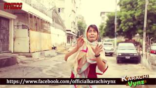 Road Crossing ( Men vs Women ) By Karachi Vynz Official