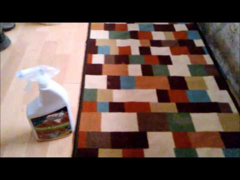 Wood and Laminate Floor Cleaner