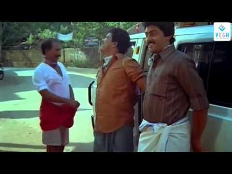 Jagadish and Mammukoya Intro comedy scene     Amina Tailors