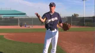 Fielding 101 with Craig Counsell