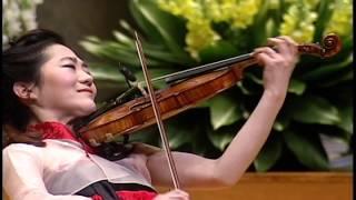 박지혜 바이올리니스트 Violinist Ji-Hae Park - Amazing Grace 나같은죄인 살리신