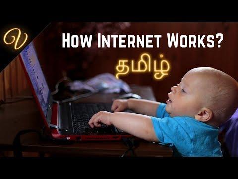 How Internet Works? (தமிழ்/Tamil) | #Visaipalagai