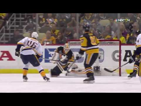 Pittsburgh Penguins vs Nashville Predators : 05/31/2017 : (4-1) : Game 2 : Final : Stanley Cup : NHL