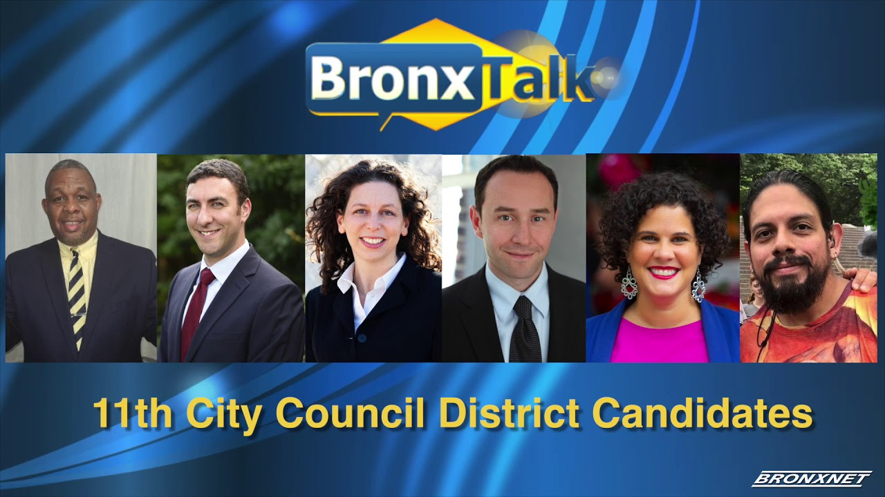 BronxTalk I March 11, 2021- City Council District 11 Special Election Debate Promo