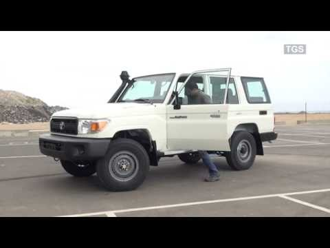 Toyota Land Cruiser 76. Десятиместный универсал