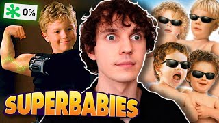 SUPERBABIES: The Superhero Movie of Your Nightmares