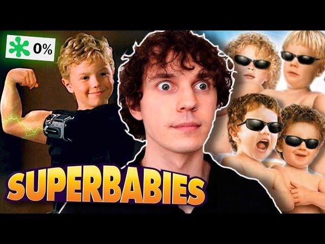 SUPERBABIES: The Superhero Movie of Your Nightmares