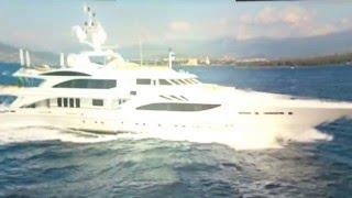 Mega Yachts Report {4th Quarter 2015}