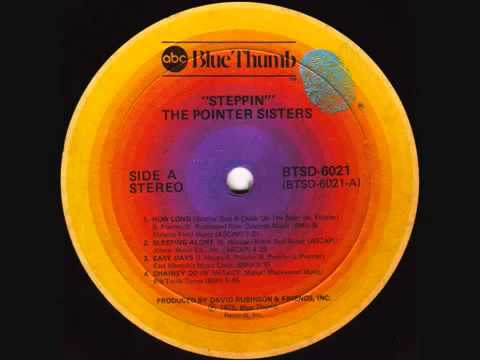 The Pointer Sisters   How Long Betcha' Got A...