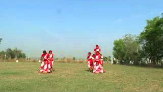 RAYBESHE NRITYA - folk dance of Bengal