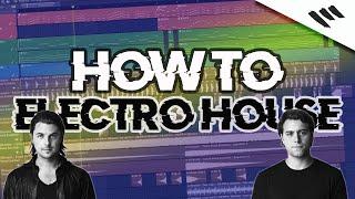 How to make Electro House/Progressive House - FL Studio 20 Tutorial
