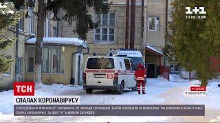 Коронавірус в Україні Прикарпаття лідує за кількістю інфікованих