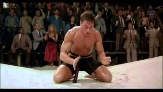 Deporte Sangriento Pelea Final - Jean Claude Van Damme (1988)
