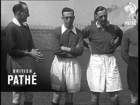 The North V South Cup Final (1932)