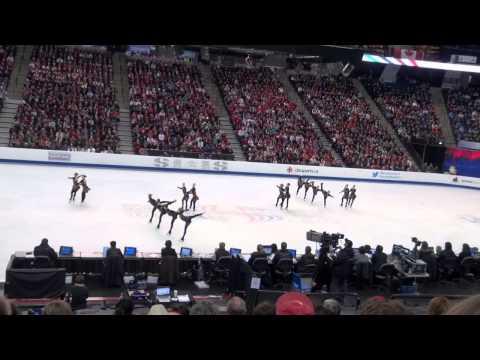 2015 WSSC Hamilton - Marigold Iceunity - Finland 1 - Free Skating