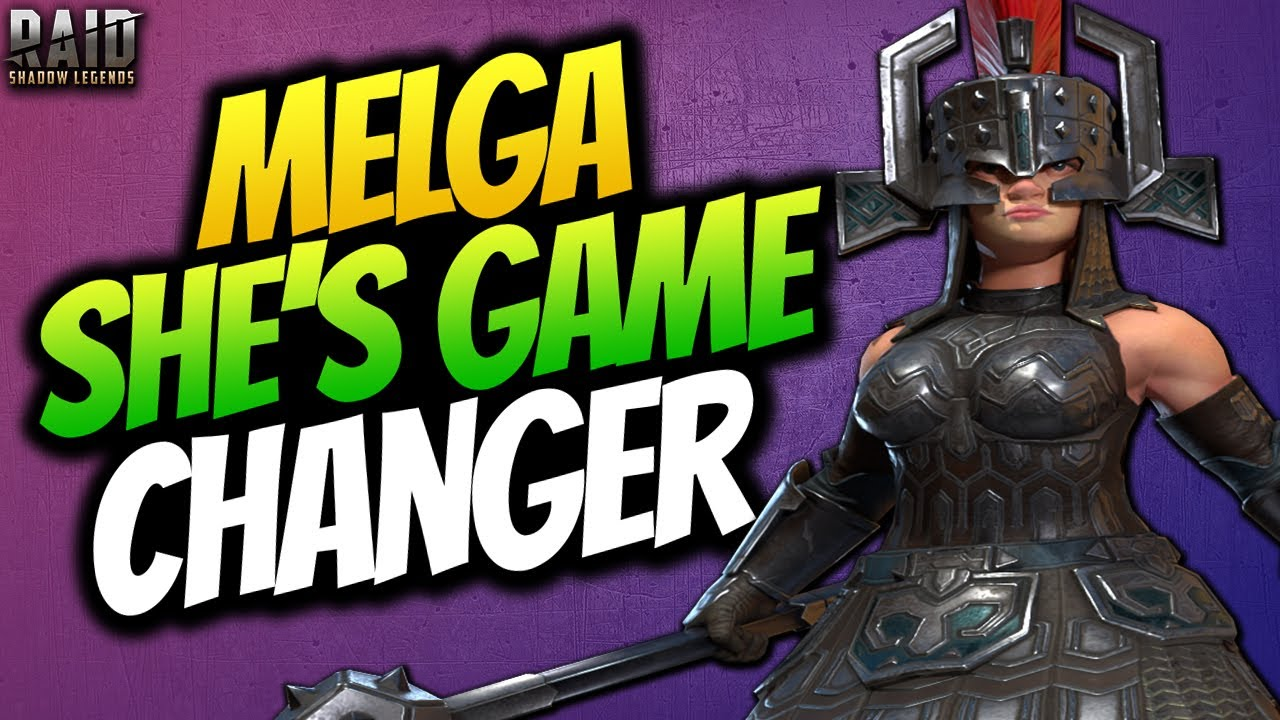 Download MELGA STEELGIRDLE GUIDE | A MUST FOR EVERY PLAYER | TOP TIER EPIC RAID SHADOW LEGENDS