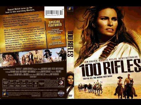 100 Rifles  Raquel Welch 1969 Subtitulada en Español ® Manuel Alejandro 2016.