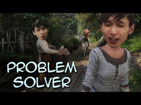 PROBLEM SOLVER (SingSing Kingdom Come: Deliverance Funny Moments #1)