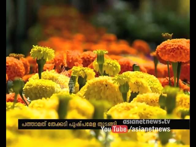 10th Thekkady Flower Show