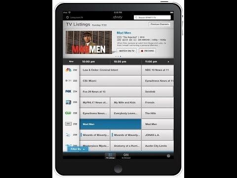 Comcast XfinityTV App Reivew For Android