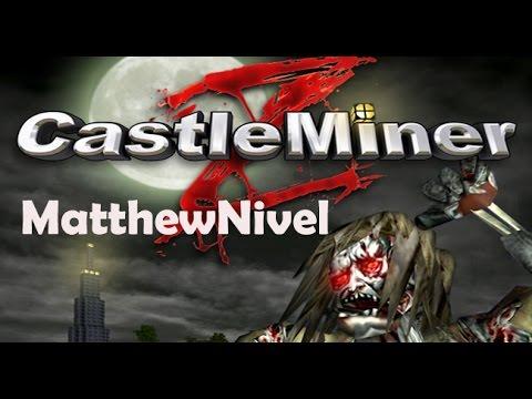 CastleMiner Z ♦ДЫХАНИЕ ДРАКОНА♦ [ИНДИ ИГРА НА ДВОИХ]