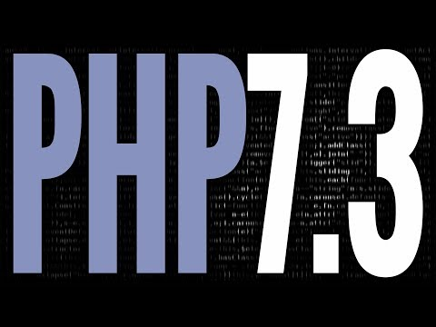 Here's What's New In PHP 7.3