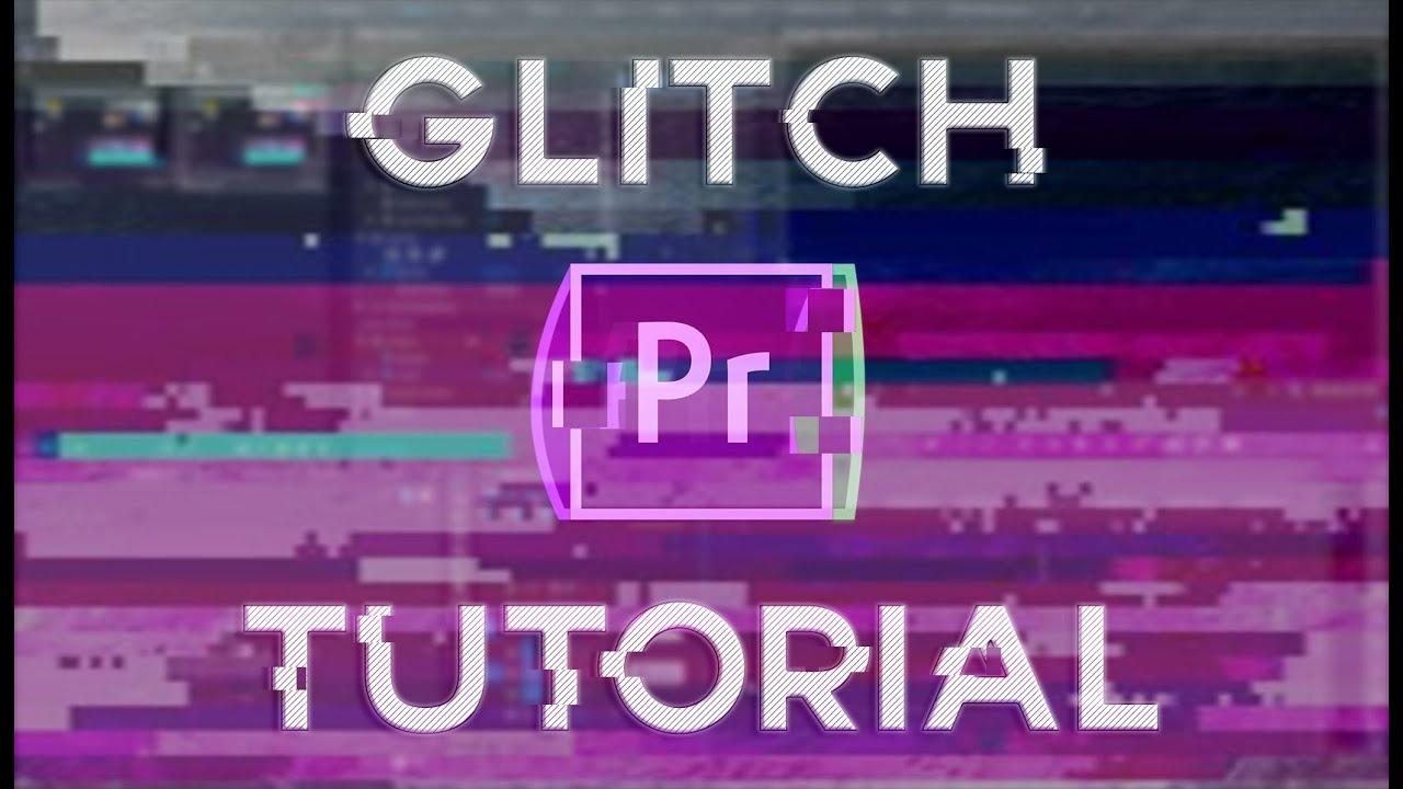 Quick Glitch Effect - Adobe Premiere Pro Tutorial