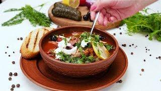 Сборная мясная солянка - Рецепты от Со Вкусом