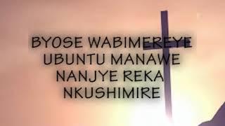 wanyikorereye umusaraba by MAKOMBE