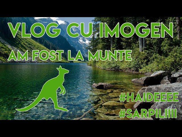 Primul Vlog, frumos rau la munte 😂😍