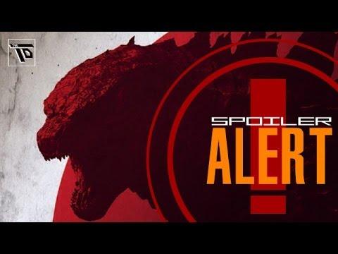 Spoiler Alert! - Godzilla