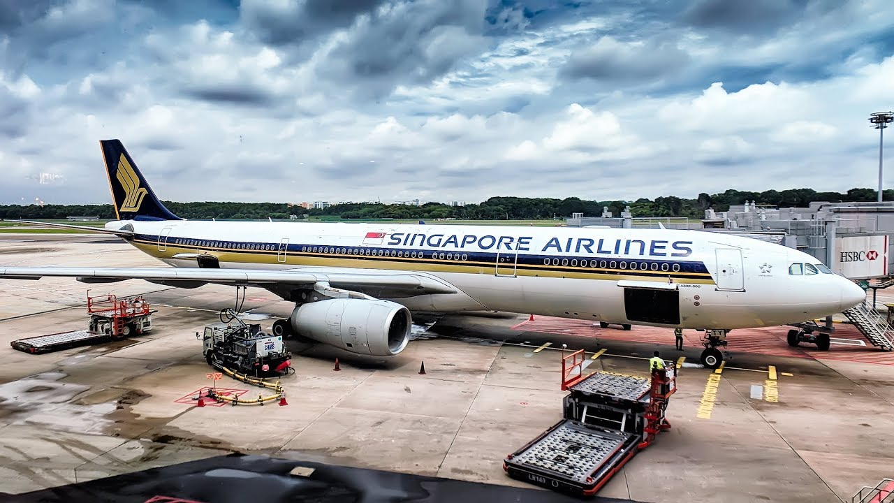 TRIP REPORT - Singapore Airlines A330 - Business Class
